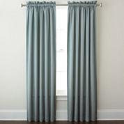 Eclipse® Canova Rod-Pocket Blackout Curtain Panel