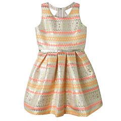 Lilt Sleeveless Party Dress - Big Kid Girls