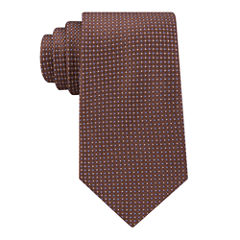 Stafford Super Shirt 1 Spinner Dots Tie