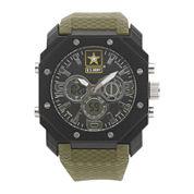 Wrist Armor® C28 Mens US Army Analog-Digital Chronograph Watch
