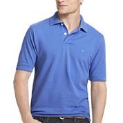 IZOD® Heritage Short-Sleeve Solid Piqué Polo