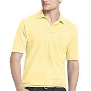 IZOD® Short-Sleeve Solid Piqué Polo