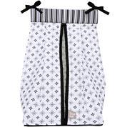 Trend Lab® Medallions Diaper Stacker