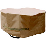 SURE FIT® Deluxe Round Table and Chair Set Cover
