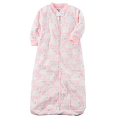 Carter's Girls Long Sleeve Sleep Sack Baby