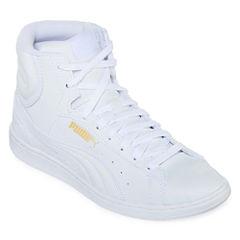 Puma Vikky Mid Deboss Womens Sneakers