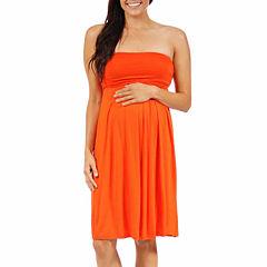 24/7 Comfort Apparel Sundress-Maternity