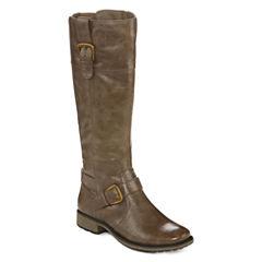 "Yuuâ""¢ Soo Riding Boots - Wide Width, Wide Calf"