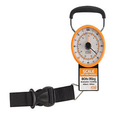 Luggage Scale with Weight Marker