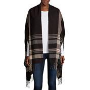 Mixit™ Plaid Armhole Blanket Wrap