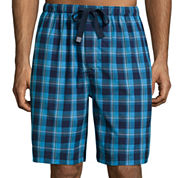 IZOD® Woven Pajama Shorts - Big & Tall
