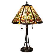Dale Tiffany™ Baja Tiffany Table Lamp
