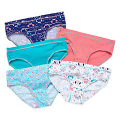 Hanes 5-pc. Hipster Panty Girls