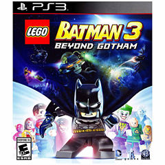 Lego Batman 3 Beyond Ninjago Video Game-Playstation 3