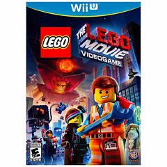 Lego Movie Videogame Ninjago Video Game-Wii U