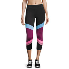 Flirtitude Performance Crop Pant- Juniors