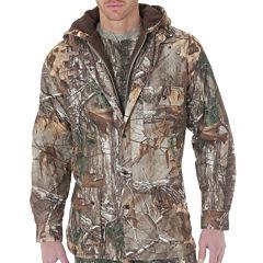 Wrangler® Midweight Camo Jacket