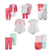 Carter's® Baby Essentials Collection - Baby Girls newborn-24m