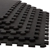 Stalwart 6-pk. Interlocking EVA Foam Floor Mats