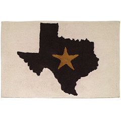 Avanti Texas Lone Star Bath Rug