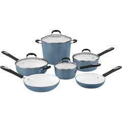 Cuisinart® Elements 10-pc. Ceramic Cookware Set