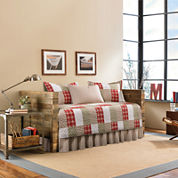 Eddie Bauer® Camano Island Plaid 4-pc. Daybed Cover Set