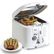 Elite 2-qt. Cool Touch Deep Fryer