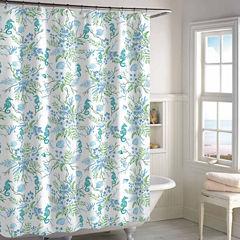 Destinations Pearl Seaweed Shower Curtain