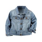 Carter's® Denim Jacket - Girls 4-8