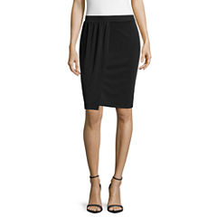 Worthington® Edition Layered Pencil Skirt