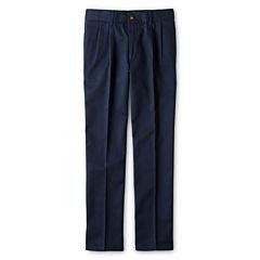 IZOD® Pleated Pants - Boys 8-20, Slim and Husky