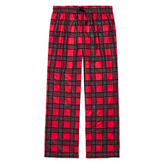 Arizona BMJ Red Plaid Pants- Boys