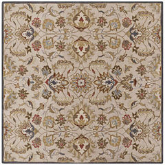 Decor 140 Galba Hand Tufted Square Rugs