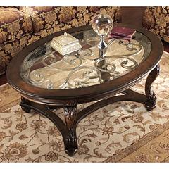 Signature Design by Ashley® Norcastle Cocktail Table