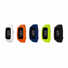 Bfit Interchangeable Strap Fitness Tracker Mens Multicolor 5-pc. Watch Boxed Set-Ba5368bk606 078
