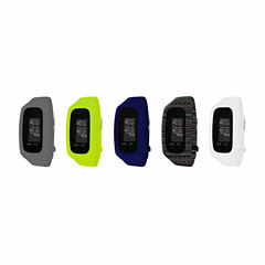 B-fit Men's Activity Tracker & 5pc. Interchangeable Band Set-Ba5375bk606-078