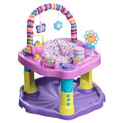 Evenflo Exersaucer Sweet Tea Party Baby Activity Center