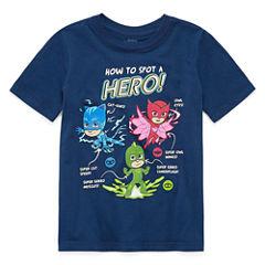 100 Graphic T-Shirt-Toddler Boys