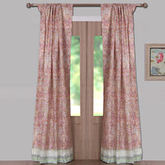 Barefoot Bungalow Palisades Tab-Top Curtain Panel
