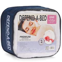 Classic Brands Premium Waterproof Deep Pocket Mattress Pad