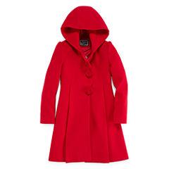 Rothschild Hooded Dress Coat - Girls 7-16