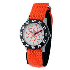 Discovery Kids® Orange Atom Watch