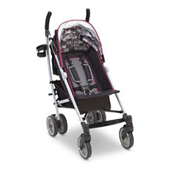 Delta Children J is for Jeep Brand Atlas Stroller Black