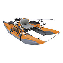 Classic Accessories® 69774 Colorado XT Inflatable Pontoon Boat - Pumpkin/Grey