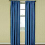 Eclipse® Kids' Kendall Rod-Pocket Blackout Curtain Panel