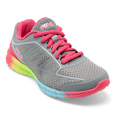 Fila Finity 2 Girls Running Shoes - Big Kids
