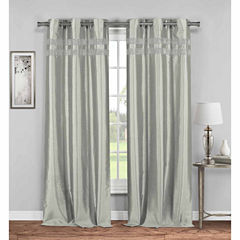 Kenise Kaia 2-Pack Curtain Panel