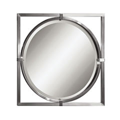 Kagami Nickel Metal Mirror