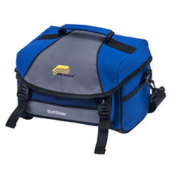 Teledynamics Weekend Series Softsider Tackle Bag In Blue