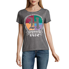 Harry Potter Graphic T-Shirt- Juniors